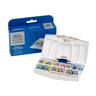 WINSOR & NEWTON COTMAN WATERCOLOUR SETS