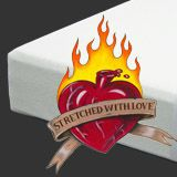 STRETCHED WITH LOVE CANVAS SMOOTH