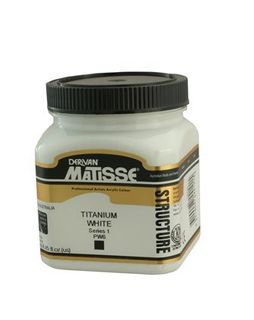 MATISSE STRUCTURE ACRYLIC 250ML