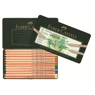 FABER CASTEL PITT ARTISTS PASTEL PENCIL SETS