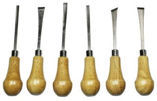 EXCEL WOOD CARVING TOOLS