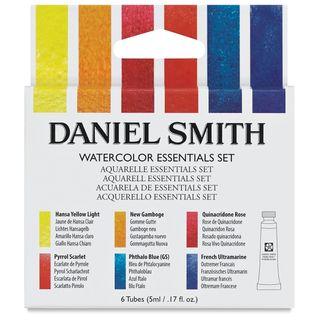 DANIEL SMITH WATERCOLOUR SETS
