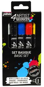 PEBEO 4ARTIST OIL BASED PAINT MARKERS SETS