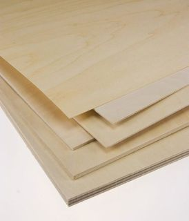 BASSWOOD PLY SHEETS