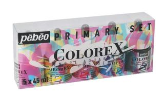 PEBEO COLOREX INK SETS