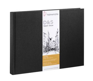 HAHNEMUHLE SKETCH BOOK D&S