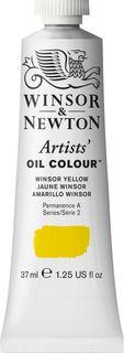 WINSOR & NEWTON ARTISTS OIL 37ML