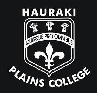 HAURAKI PLAINS COLLEGE