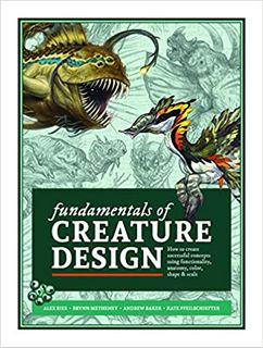 BOOKS CHARACTER DESIGN