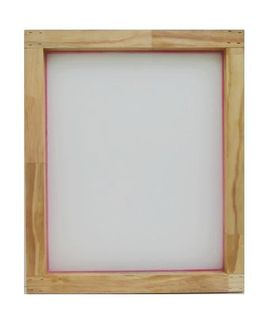 MESH SCREEN PRINT FRAME 43T 40X50CM