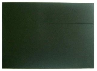 COLOURFIELD ENVELOPES C5 BLACK PKT10