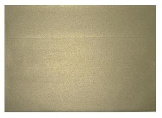 COLOURFIELD ENVELOPES C5 GOLD LEAF PKT10