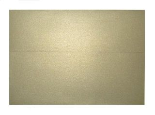 COLOURFIELD ENVELOPES C6 GOLD LEAF