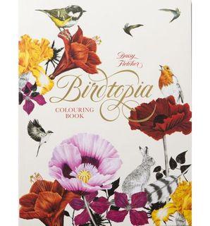 BIRDTOPIA COLOURING BOOK