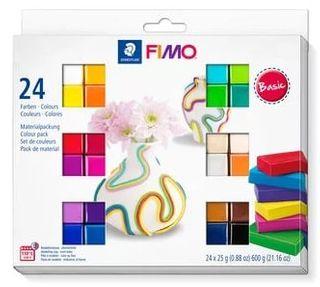 FIMO SOFT 25G BLOCKS SET OF 24