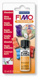 FIMO LACQUER 10ML CLEAR GLOSS