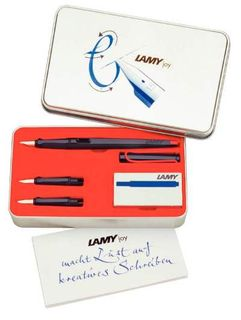 LAMY JOY FOUNTAIN PEN CALLIGRAPHY 3XNIB