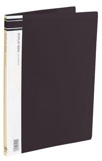 FM DISPLAY BOOK A4 20 POCKET BLACK