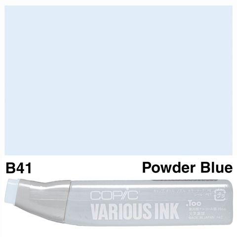 COPIC INK B41 POWDER BLUE