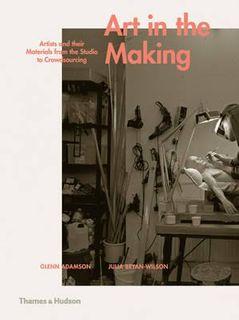 ART IN THE MAKING:STUDIO TO CROWDSOURCIN