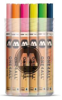 MOLOTOW ONE4ALL MARKER #2 STARTER SET20