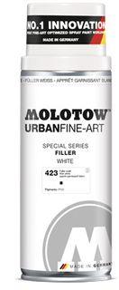 MOLOTOW URBAN FINEART 400ML FILLER WHITE