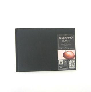 FABRIANO DRAWING BOOK 160G THREAD A5 LANDSCAPE