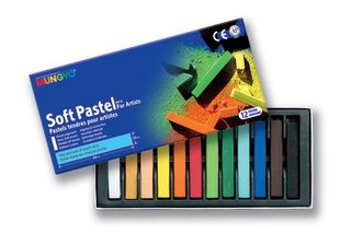 MUNGYO SOFT PASTELS MP12