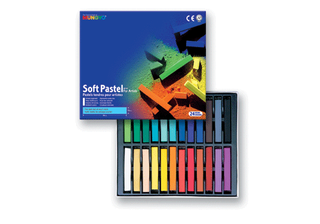 MUNGYO SOFT PASTELS MP24