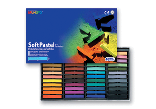 MUNGYO SOFT PASTELS MP48