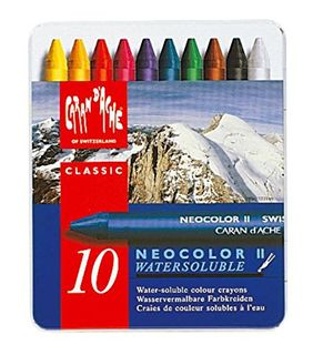 NEOCOLOR II AQUARELLE 10'S