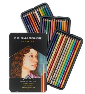 PRISMACOLOR PREMIER COLOUR PENCIL SET 36