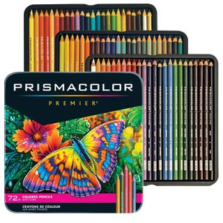 PRISMACOLOR PREMIER COLOUR PENCIL SET 72
