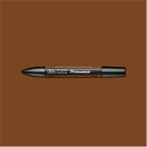 W&N PROMARKER BURNT SIENNA (O324)