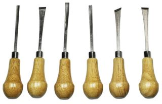 EXCEL PALM STYLE WOODCARVING TOOL SET