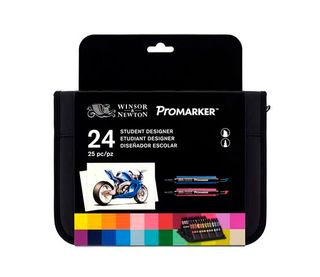 W&N PROMARKER SET 24 WALLET DESIGNER