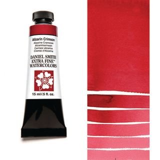 DANIEL SMITH W/C 15ML ALIZARIN CRIMSON