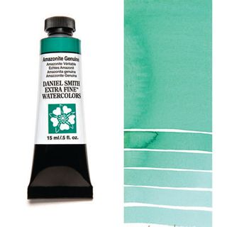 DANIEL SMITH W/C 15ML AMAZONITE GENUINE