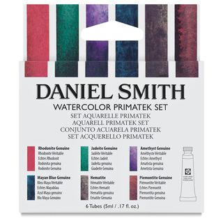 DANIEL SMITH W/C PRIMATEK SET 6 X 5ML