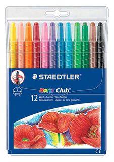 STAEDTLER NORIS CLUB WAX TWISTER WALLET 12
