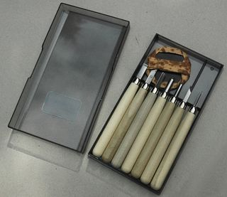 QUALITY WOOD CARVING TOOL SET 7