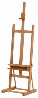 MABEF M09 STUDIO EASEL WITH TRAY