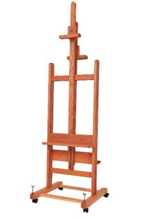 MABEF M19 DOUBLE SIDED STUDIO EASEL