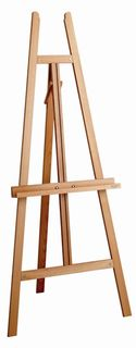 MABEF M20 DISPLAY LYRE EASEL
