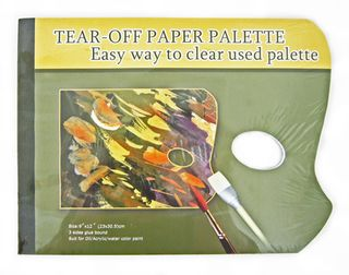 EXPRESSION TEAR OFF PALETTE 9X12 RECTANG