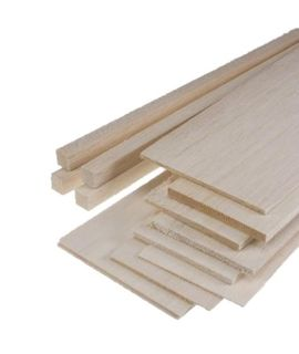 GH BALSA PACK ASSORTED 450MM