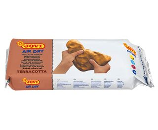 JOVI AIR HARDENING CLAY 1000G TERRACOTTA