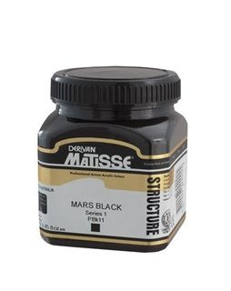 MATISSE 250ML MARS BLACK S1
