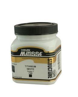 MATISSE 250ML TITANIUM WHITE S1