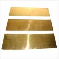 K&S BRASS SHEET 0.005 X 4 X 10""
